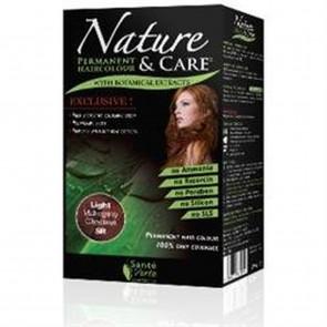 Sante Verte Nature, Care Light Mahogany Chestnut,unit
