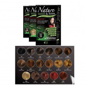 Sante Verte Nature, Care Dark Brown,unit