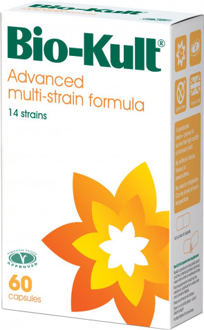 Bio-Kult - Advanced Multi-Strain Formula - 60 Capsules