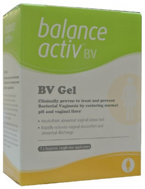 Balance Active Rx Vaginal Gel