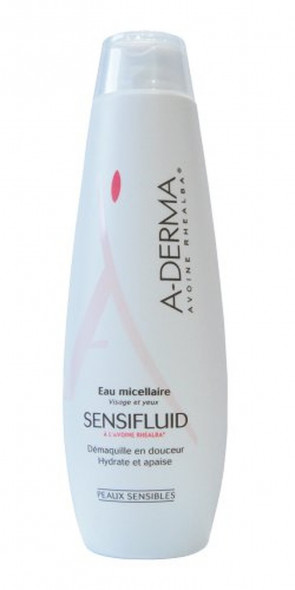 Aderma Sensifluid Cleansing Micellar Water 250ml