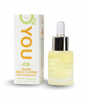 Bio2You Organic Seabuckthorn Omega 3-6 Skin Revitalising Serum 15ml