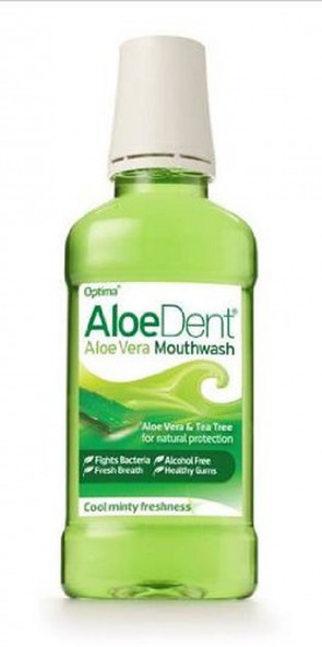 Aloe Dent Mouthwash 250ml (Pack of 3)