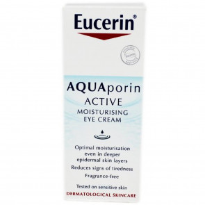 AQUAporin by Eucerin Active Moisturising Eye Cream 15ml