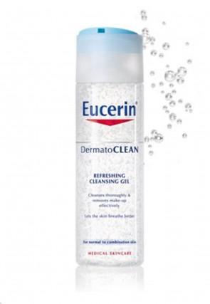 Eucerin DermatoCLEAN Refreshing Cleansing Gel 200ml