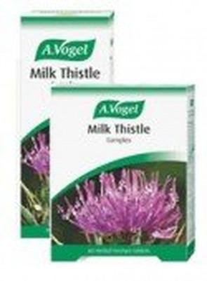 A.Vogel, Milk Thistle Complex - 60 tabs