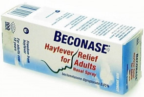 Beconase Hayfever Nasal Spray 100 Doses