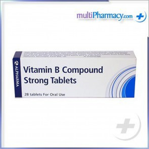 Vitamin B Compound Strong Tablets