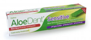 Aloe Dent Aloe Vera FLUORIDE Toothpaste 100ml - Sensitive