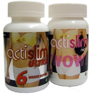 "Actislim Ultra 6 Week and Night Dual Pack, Actislim Ultra The UK's #1 Classic weight loss slimming pill, contains Ginkgo Leaf, Guarana, Ginger and Caffeine for a subtle ""POWERFUL"" weight loss,"