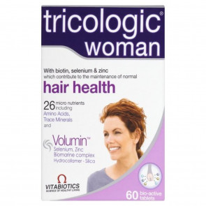 Vitabiotics - Wellwoman Tricologic - 60 Caps