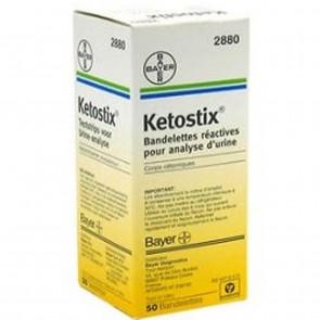 Bayer Ketostix Reagent Strips (Ketone)