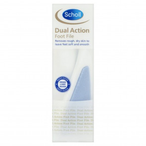 Scholl Double Action Footfile