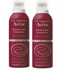 Avene Men Shaving Foam 2 x 200ml