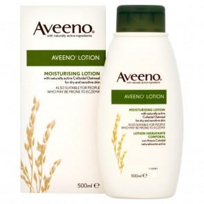 Aveeno Moisturising Lotion - 500 ml