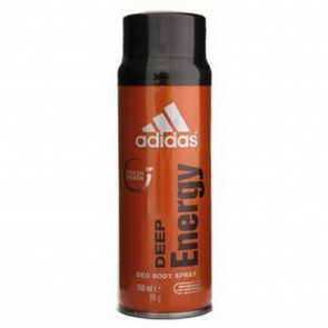 Adidas Body Spray Deep Energy Deo Body Spray 150ml.
