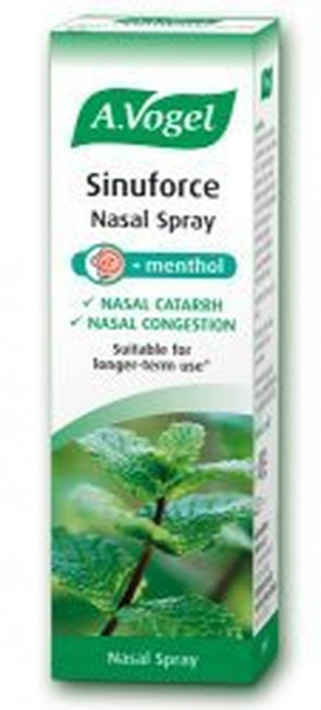 A.VOGEL BIOFORCE SINUFORCE NASAL SPRAY 20ML