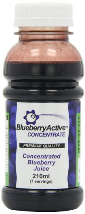 Cherry Active Blueberry Active Concentrate, 210ml