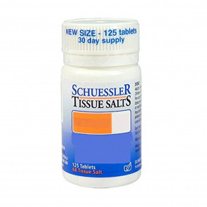 Schuessler Nat Sulph Tablets - Pack of 125