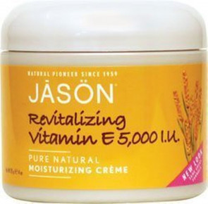 Jason's Vitamin E Cream 5 000 Iu (1x4 Oz)