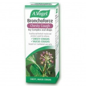 A. Vogel Bronchoforce Ivy Complex Drops 50ml