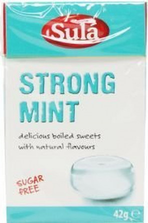 Sula Strong Mint 42G