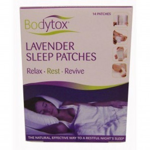 Bodytox Lavender Sleep Patches 14 Patches