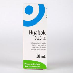 Hyabak (New Hypotonic formula)