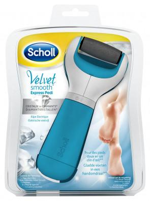 Scholl Velvet Smooth Diamond Pedi Electric Hard Skin Remover