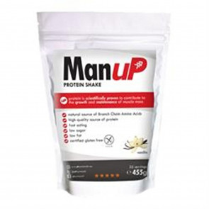 Up Man Up Protein Vanilla 455G