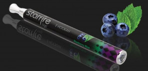 Disposable E-Hookah Blueberry Mint - NO NICOTINE NO TOBACCO