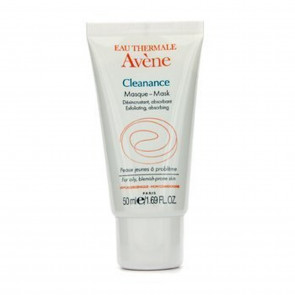 Avene - Cleanance Exfoliating & Absorbing Mask (For Oily & Blemish-Prone Skin) - 50ml/1.69oz