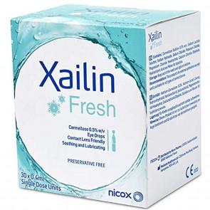 Xailin Fresh Dry Eye Preservative Free Drops