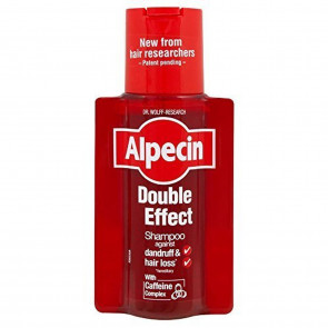6 x Alpecin Double Effect Shampoo 200ml
