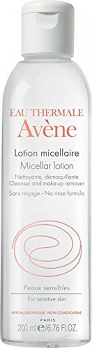 Avene Micellar Lotion - Cleanser and Make-up Remover 200ml