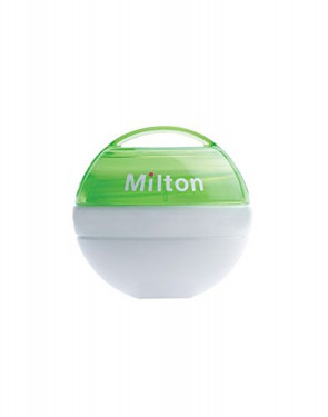 3 x Milton Mini Steriliser Green