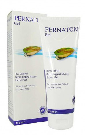 PERNATON mussel extract gel green lipped