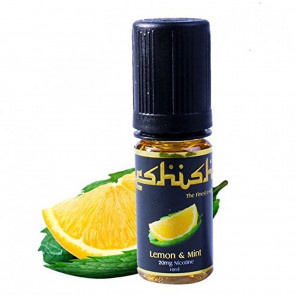 Eshish - LEMON & MINT E LIQUID 0mg