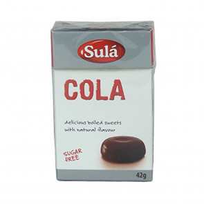 Sulá - Boiled Sweets - Cola - 42g