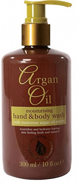 Argan Oil Moisturising Hand & Body Wash 300ml