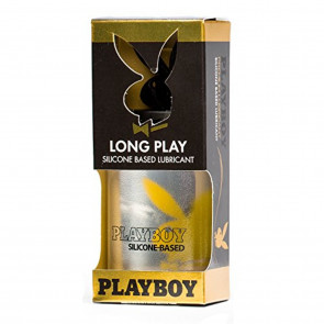 Playboy Long Play Silicone Based Lubricant