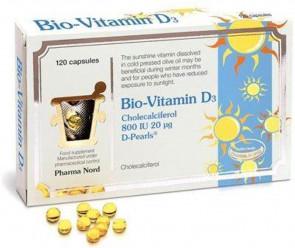 Pharma Nord Bio-Vitamin D3 125mcg 5000IU 40 capsule x 1