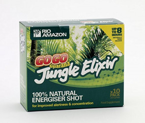 GoGo Guarana Jungle Elixir 10 phial pack - 10 x 15ml