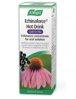 A.Vogel Echinaforce HOT DRINK 100ml - Echinacea Cold & Flu Concentrate