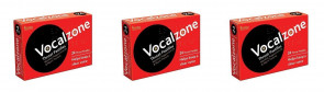 (3 PACK) - Vocalzone Vocalzone Throat Pastille Tablets | 24s | 3 PACK - SUPER SAVER - SAVE MONEY