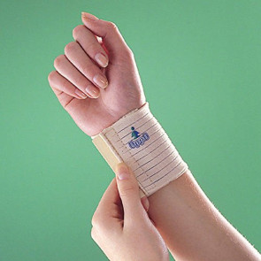 OPPO 2181 Elastic Wrist Wrap Support Weak Carpal Tunnel Tendon Sprain Brace NHS