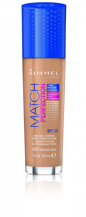 Rimmel Match Perfection Foundation - Natural Beige