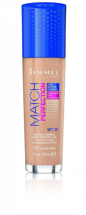 Rimmel Match Perfection Foundation - Classic Beige