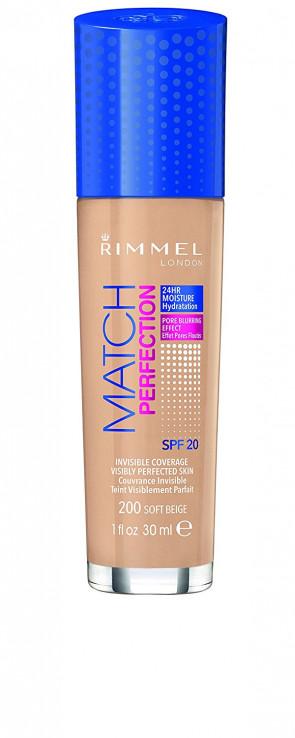 Rimmel Match Perfection Foundation - Soft Beige