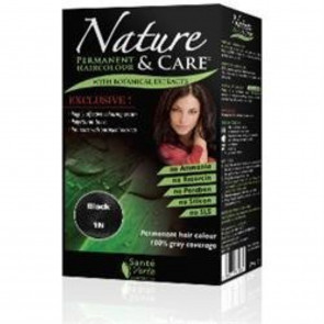 Nature and Care Black 72ml by Sante verte